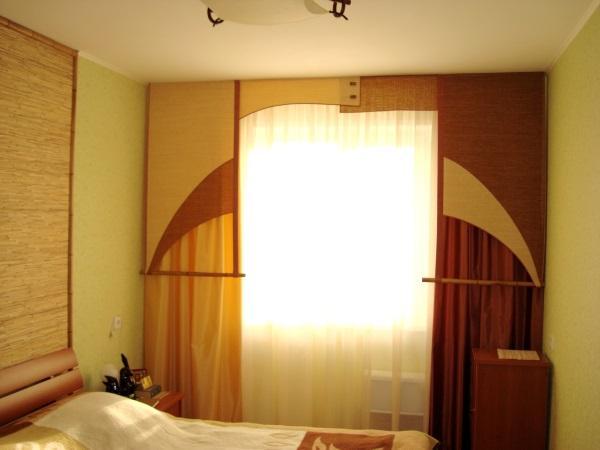 Японские шторы - панели