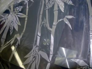 Органза Бамбук