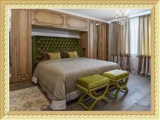 Заказать шторы в спальню дизайн в современном стиле